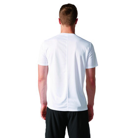 adidas Response Hardloopshirt korte mouwen Heren wit